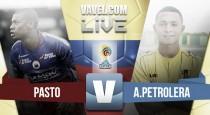 Deportivo Pasto vs Alianza Petrolera en vivo y en directo online por la Liga Águila 2016-2