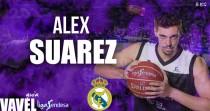 Álex Suárez Guía Real Madrid Baloncesto
