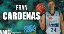 Fran Cárdenas: buscando minutos