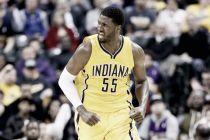 Centímetros para los Lakers: llega Roy Hibbert