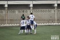 Victoria trabajada del Deportivo Aragón