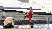 El equipo busca tener un partido redondo, asegura Aarón Galindo
