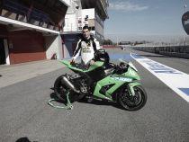 Alejandro Esteban, preparado para competir en el European Championship de SBK