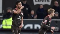 FC St. Pauli 5-0 Karlsruher SC: Five-star St. Pauli put Karlsruhe to the sword