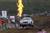 Protesta por una sección peligrosa de un tramo del Rallye Açores