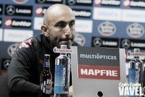 """Abelardo: """"Espero que podamos dedicarle la victoria a Quini"""""""