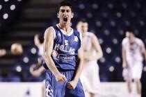 Giannoulis Larentzakis, primer fichaje del Basket Zaragoza para la temporada 2016/2017
