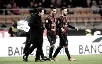 Milan, contro il Pescara out sia Suso che Bertolacci