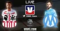 Live Ajaccio - Marseille, le match en direct