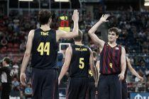 El Barcelona aplasta al Baskonia para llegar a la final