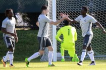 David Accam's Brace Leads Chicago Fire Past Philadelphia Union, 4-2