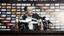"""José de Jesús Aceves: """"El equipo va encontrando personalidad"""""""