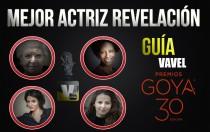 Camino a los Goya 2016: mejor actriz revelación