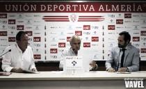 El Almería y CaixaBank irán de la mano un año más