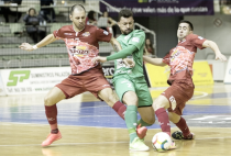 Resumen de la séptima jornada de la Liga Nacional de Fútbol Sala