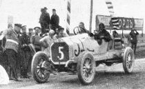 Previa histórica. Gran Premio de Rusia de 1913: un siglo de dominio de Mercedes