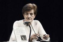 Adela Cortina consigue el Premio Nacional de Ensayo
