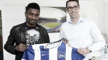 Salomon Kalou, nuevo jugador del Hertha de Berlín