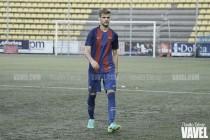 Vilanova debuta con el Barça B en un partido de infarto