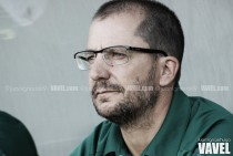 """J.J. Romero: """"No cabe otra que ganar, tenemos que olvidarnos de la ventaja de la ida"""""""