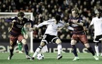 Em jogo de reservas, Barcelona empata com Valencia e garante vaga na final da Copa do Rey