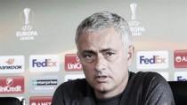 """Mourinho: """"Elegí este equipo porque sentí que podía ganar"""""""
