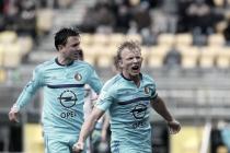 El Feyenoord, salvado por Kuyt
