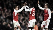 Arsenal 3-0 Dinamo Zagreb: Gunners dominate visitors to claim crucial three points