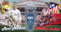 Live Champions League 2014 : le match Real Madrid vs Atlético Madrid en direct