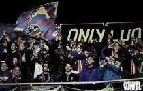 El Levante paga el viaje de sus aficionados a Eibar