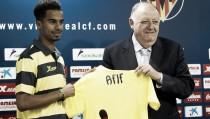 """Afif: """"Es un sueño estar en uno de los mejores equipos de España"""""""