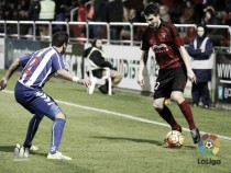 El Mirandés ofrecerá la renovación a Álex García