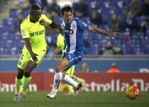 El Espanyol de Galca vence en el juego de presiones