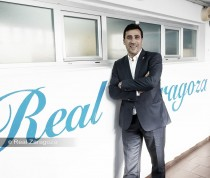 """Raúl Agné: """"Jugaremos para intentar ganar todos los partidos"""""""