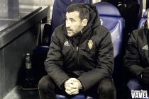 "Raúl Agné: ""Sería un alivio ganar en Vallecas"""