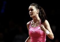 WTA Finals: Radwanska batte Pliskova e vola in semifinale