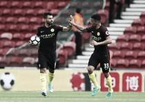 Com Agüero e Gabriel Jesus juntos, City só empata diante do Middlesbrough