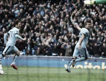 Manchester City 3-2 Aston Villa: Guzan mistake comes back to haunt Villains in pulsating finish