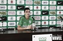 "Felipe Aguilar: ""Se vienen partidos importantes"""