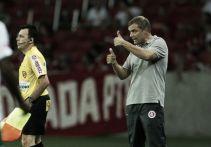 Aguirre valoriza vitória, mas não gosta da atuação do Internacional