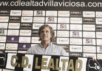 """Roberto Aguirre es presentado en el Lealtad: """"Vengo muy ilusionado"""""""
