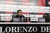 """Diego Aguirre: """"Es el rival más difícil que nos tocó"""""""