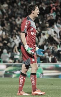 """Agustín Marchesín: """"Podríamos haber empatado el partido contra Monterrey"""""""
