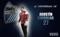 Málaga 2014/2015: La temporada de Agustín Cousillas