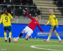 Norway 2-1 Sweden: Football girls break eight year winless streak