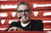 Mesmo com saídas, Carlos Miguel Aidar não cogita reforços e quer valorizar base tricolor