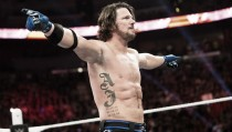 AJ Styles, sin acción hasta Extreme Rules