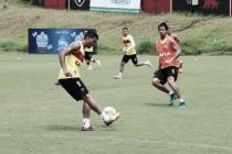 Victor Ramos volta aos treinos e pode virar opção para Vitória contra Cruzeiro