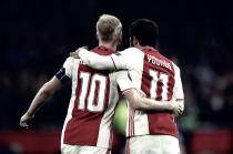 Europa League - Ajax travolgente, Schalke ko ad Amsterdam: decide una doppietta di Klaassen (2-0)