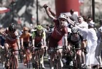 Tour of Oman, ancora Kristoff nell'ultima tappa. A Hermans la classifica generale